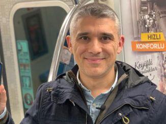 Bezplatná služba wifi začala v metre Ibby Yenikapi Haciosman