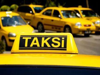 內政部對出租車司機的規則提醒
