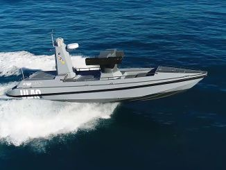بدأت عملية الإنتاج الضخم في المركبات البحرية بدون طيار
