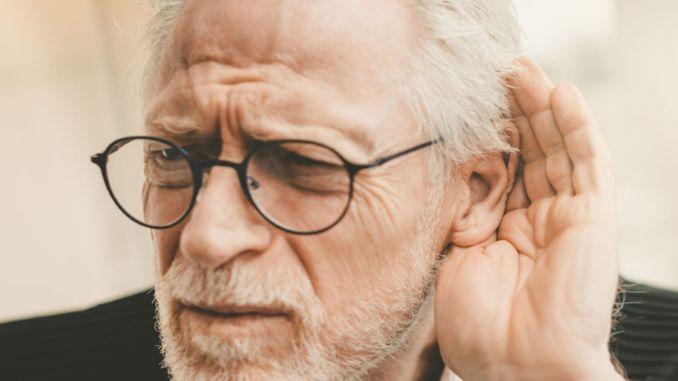 Hörverlust kann Demenz verursachen