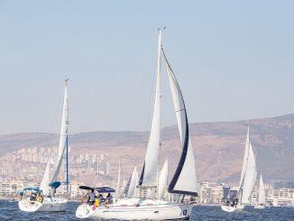 Фестиваль затоки Ізмір збирає всіх любителів моря в Ізмірі