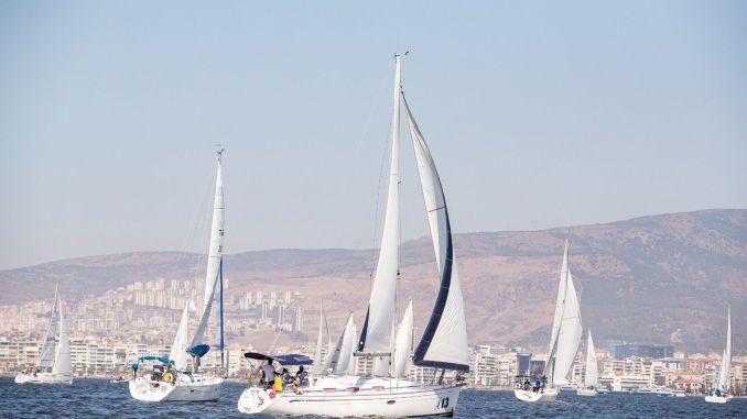 Lễ hội Vịnh Izmir quy tụ tất cả những người yêu biển lại với nhau tại Izmir