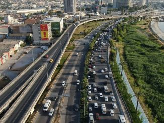 As of the end of September, the number of vehicles registered to traffic in Izmir reached one million thousand.