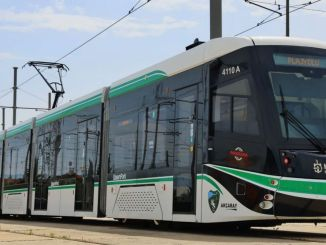 As a result of the tender for the preparation of the izmit golcuk tram project feasibility study