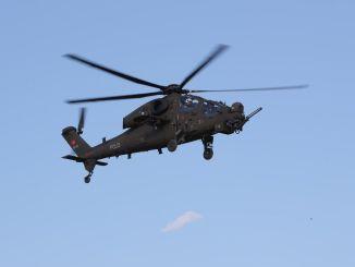 t angrep fase helikopter levering til gendarmerie