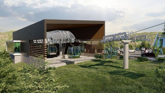 The date of the second phase of the Kartepe cable car project tender has been determined