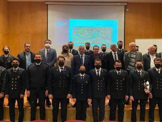 tyrkisk maritimt seminar i ktu kanal istanbul og tyrkisk maritim blev diskuteret