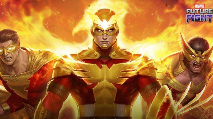 Phoenix Power kehrt mit dem neuesten In-Game-Update von Marvel Future Fight zurück
