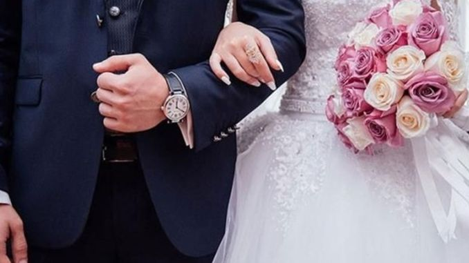 In the last year, the official marriage was held by the provincial and district mufti offices.