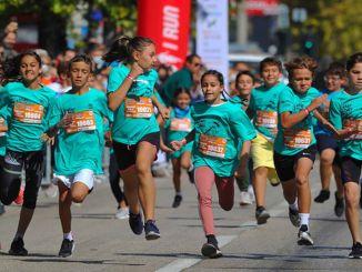 ركض الرياضيون لإحداث فرق في سباق إيكر
