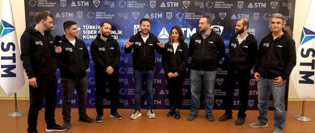 تم عقد حدث العلم الذي نظمته STM بنجاح
