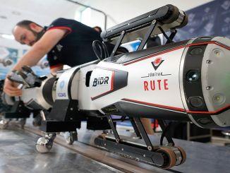 Robotsko oko, ki ga je razvil tubitak, bo zaznalo puščanje plina v ceveh za zemeljski plin