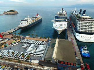 Auch türkische Häfen werden stark in den Kreuzfahrttourismusmarkt zurückkehren