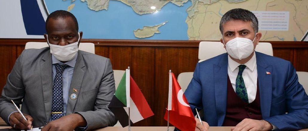 トルコとスーダンの鉄道における協力