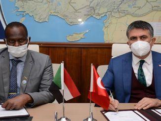 zusammenarbeit in der türkei- und sudanbahn