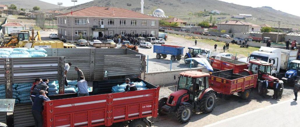 Capital Farmer wird dieses Jahr das Weizen- und Gerstendefizit in der Türkei schließen
