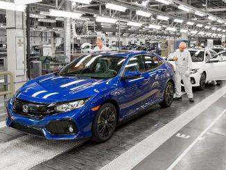 Bonus gest fra Honda til sine ansatte, som avslutter produksjonen i Tyrkia