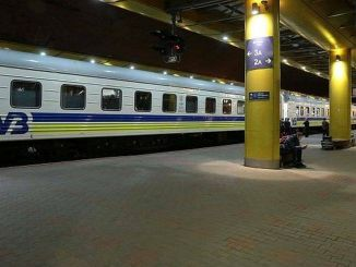 ukraine railways started selling tickets with chatbot