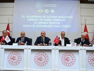 Vești bune pentru lucrătoarele de la ministrul transporturilor, Karaismailoğlu