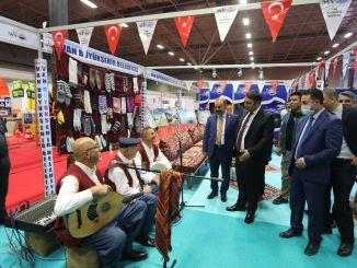 van Itä -Anatolian kansainvälinen matkailu- ja matkailumessu avasi ovensa vierailijoille kolmannen kerran