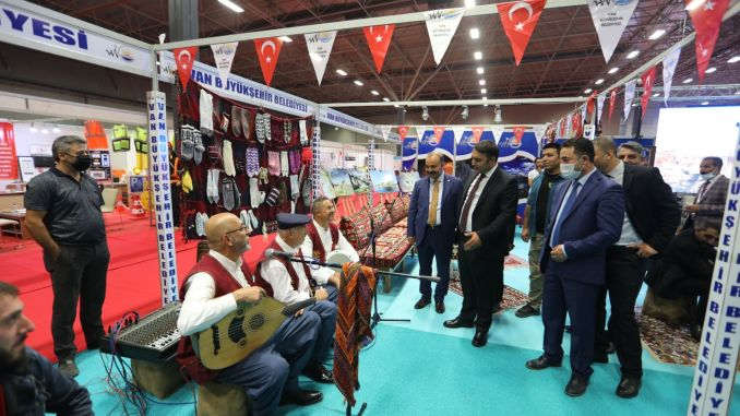van eastern anatolia international tourism and travel fair opened its doors to its visitors for the third time
