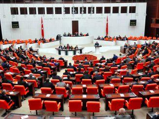 تمرير اقتراح قانون الإجراءات الضريبية في البرلمان