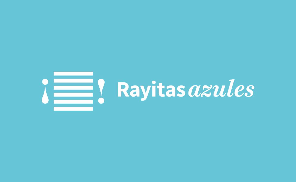 Nace Rayitas azules