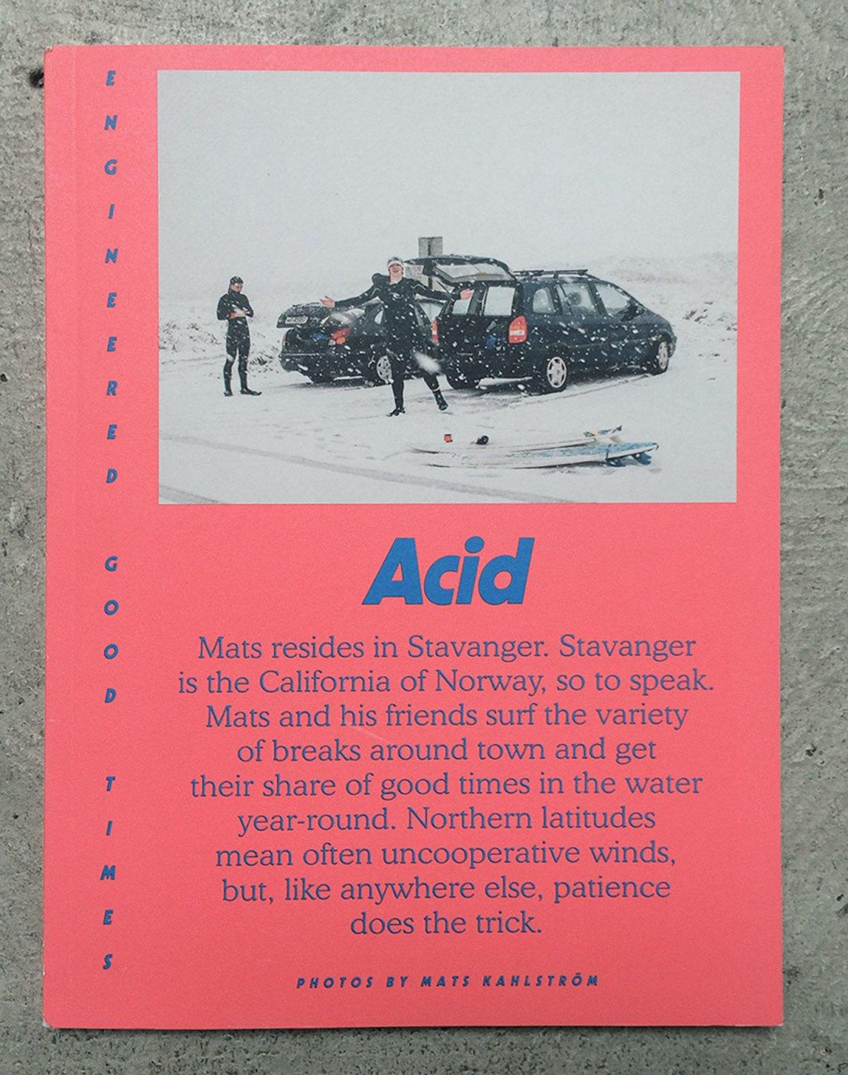 Revista Acid