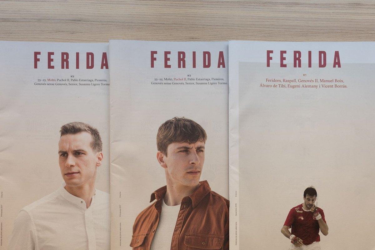 Revista Ferida