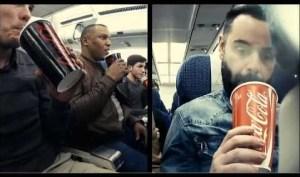 Campaña Coca Cola Zero