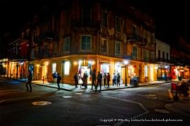 Royal Street, The French Quarter.