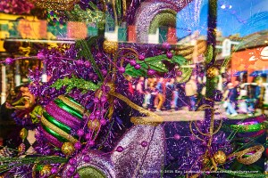 Mardi Gras reflections.