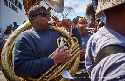 Two. More tubas more fun.