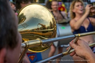 Trumpeting reflections.