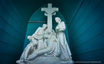A Station of the Cross.