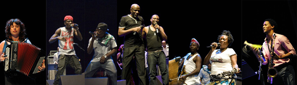 Station Congo groupe