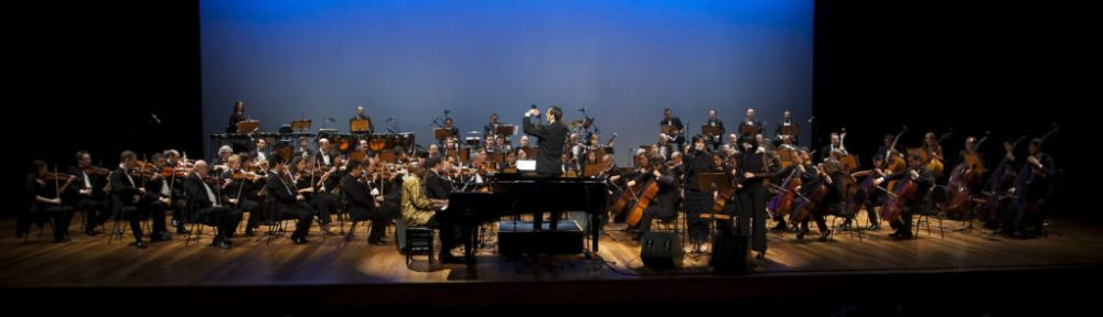 Jazz Sinfonica Orchestra And Ray Lema