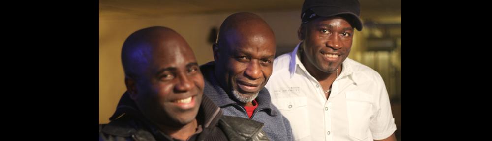 Emille Biayenda, Ray Lema & Francky Moulet - Ray Lema Kongos Trio
