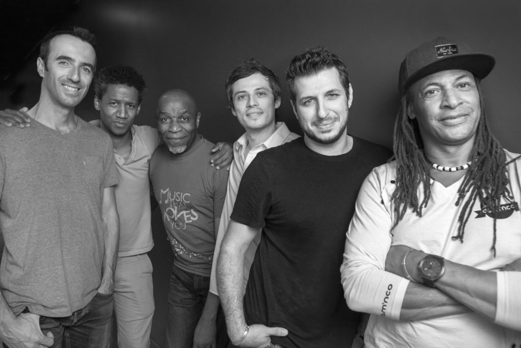 """Ray Lema- Enregistrement nouveau projet """"Transcendance"""""""