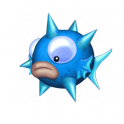 Spiky Fish RayWiki The Rayman Wiki