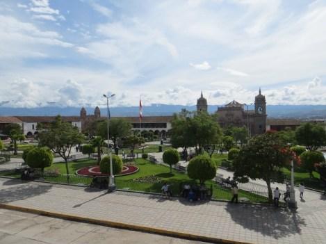 Hauptplaz Ayacucho