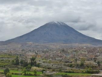 Vulkan Misti - Arequipa