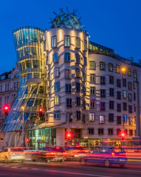 Dancing House Hotel, Prague
