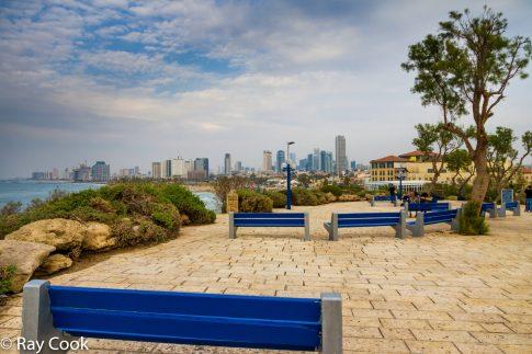 Tel Aviv from Jaffa, Israel