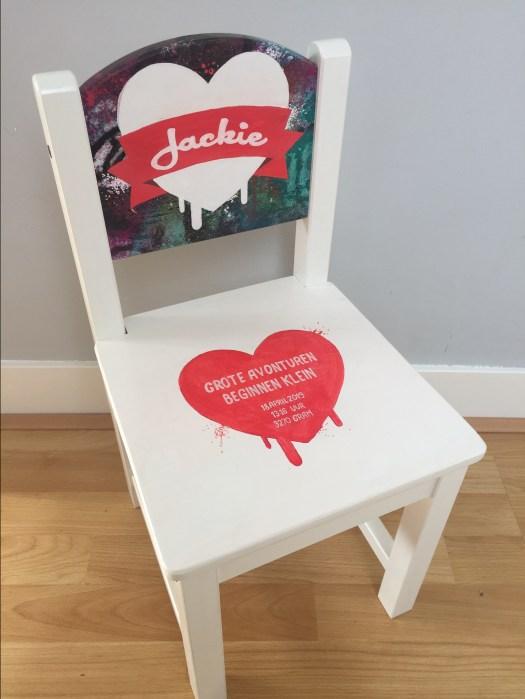 geboortestoeltje Jackie