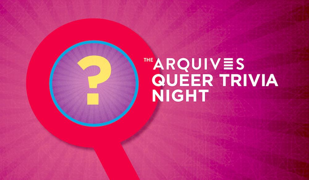 ArQuives Trivia Night facebook event