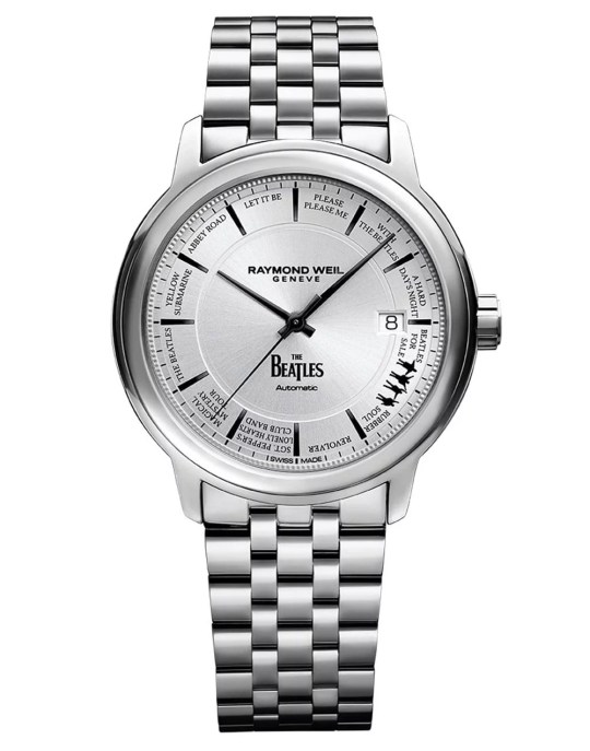 Maestro Men's Limited Edition Beatles Automatic Watch, 40mm