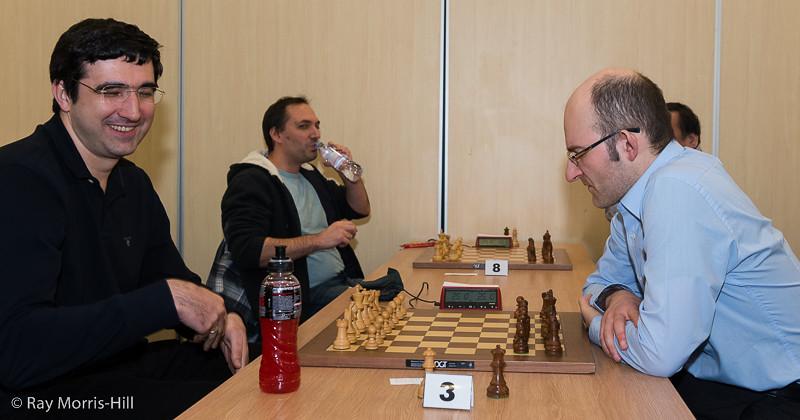 Vladimir Kramnik vs Matthew Sadler