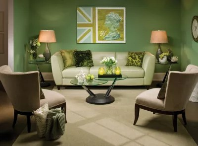 Color Story – Decorating With Green