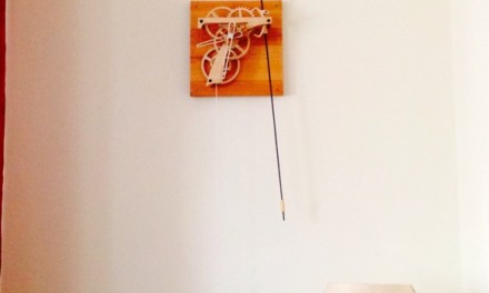 Wooden Clock Build